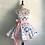 Thumbnail: Elegant Tea #2 Retro Circle Skirt Apron