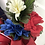 Thumbnail: Patriotic Red Bow 4th of July Americana Wreath