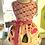 Thumbnail: Terrycloth Flamingos Retro Apron