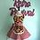 Thumbnail: Pancakes & Gingham #2 Retro Circle Skirt Apron