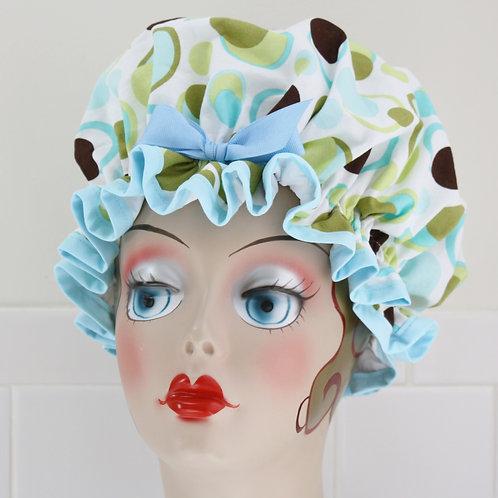 Women's Shower Cap Ocean Shower Cap