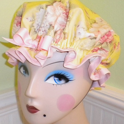 Romance Shower Cap