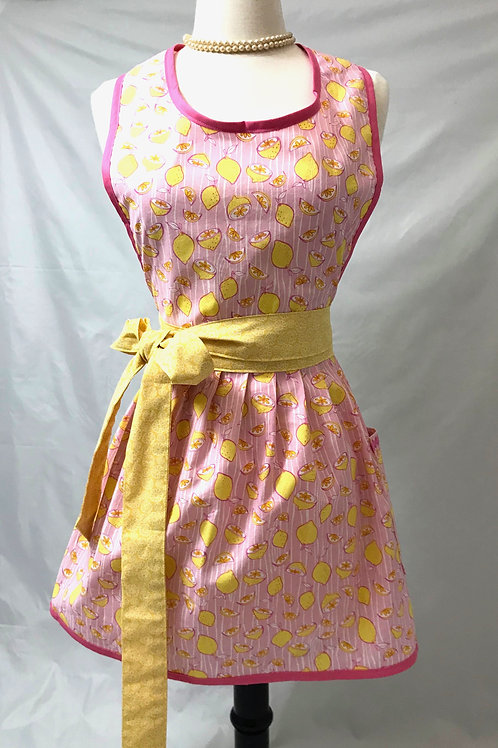 Pink Lemonade #2 Retro Apron