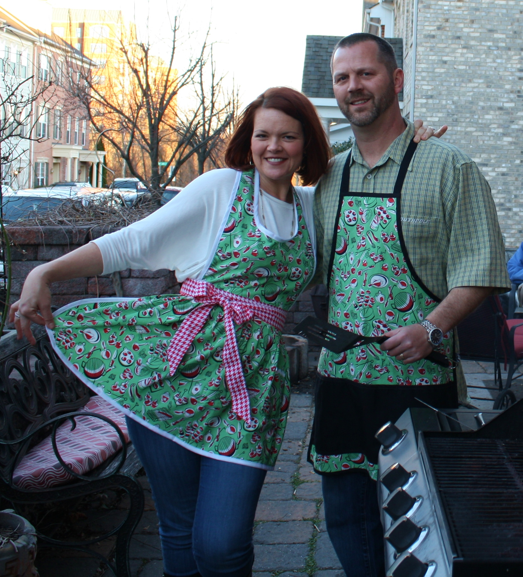His/Her Apron Sets