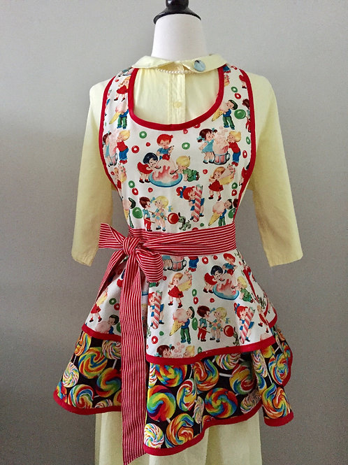 Kiddie Treats Apron