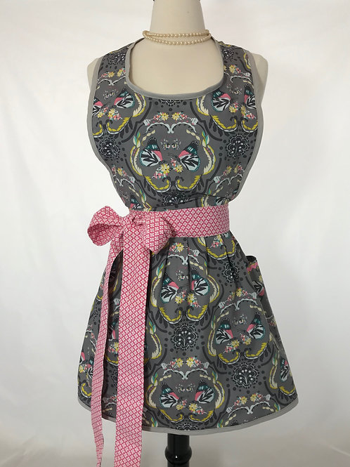 Beautiful Butterflies Retro Apron