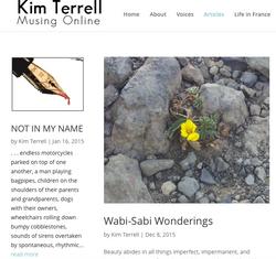 Kim Terrell Musing Online II copy