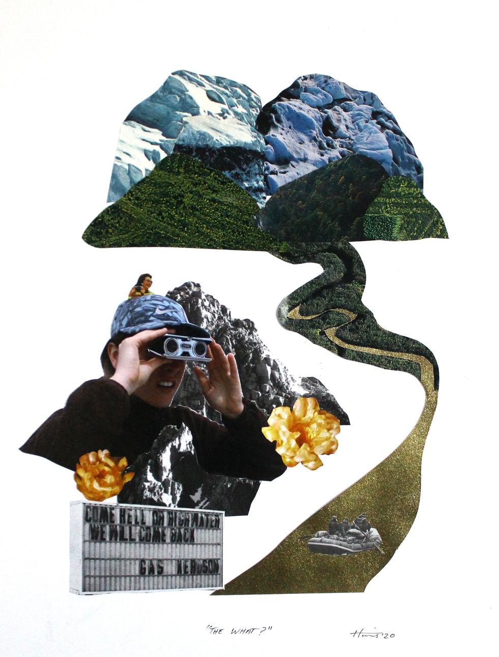 Custom collage