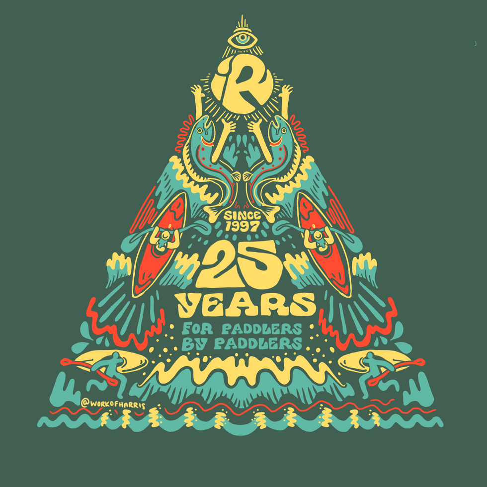 Immersion Research 25th Anniversary Shirt