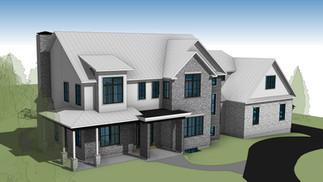 Custom Home - Rothwell Heights