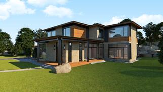 Custom Home - Kanata Rockeries