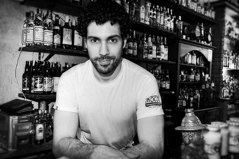 chef Rodrigo Oliveira_restaurante Mocoto_foto: JulioKohl A/E