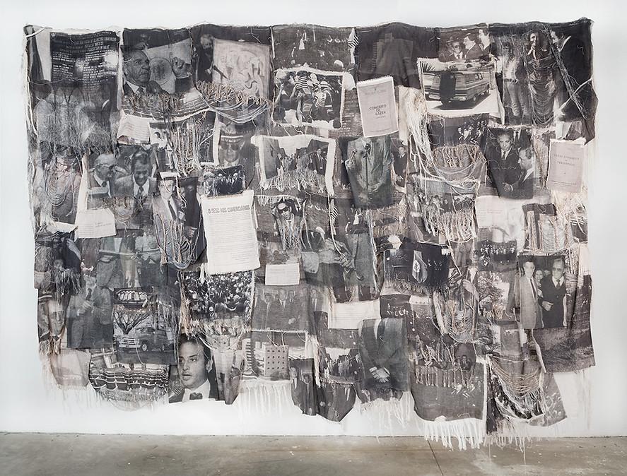 Vista da exposição Meta-Arquivo: 1964-1985. RafaelPagatine