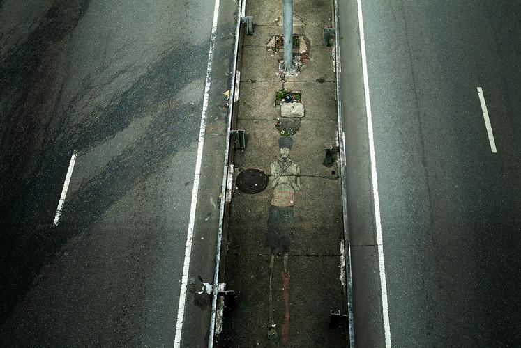 Grafite/SP/rua. photo:JulioKohl.
