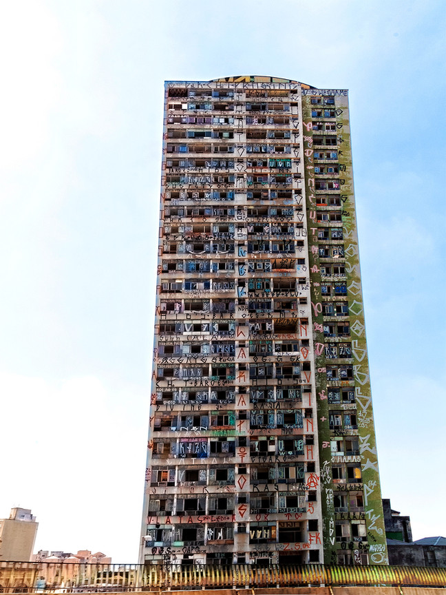 edificio São Vito. 1959-2011†. Photo JulioKohl.