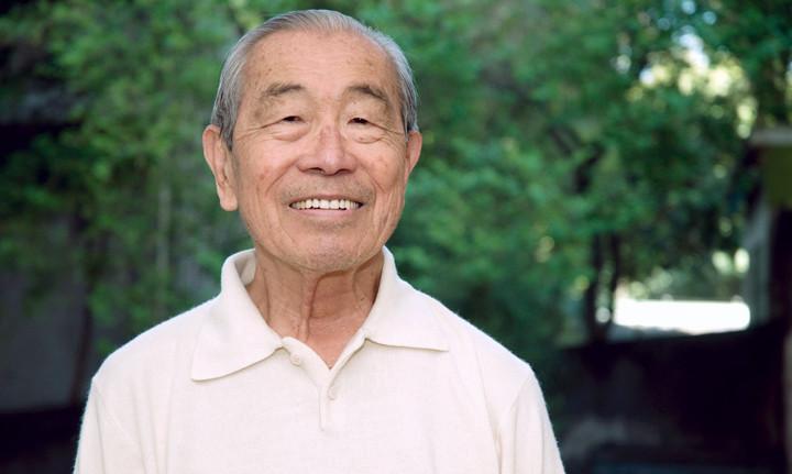Mestre Shotaro Shimada, photo:Julio Kohl.