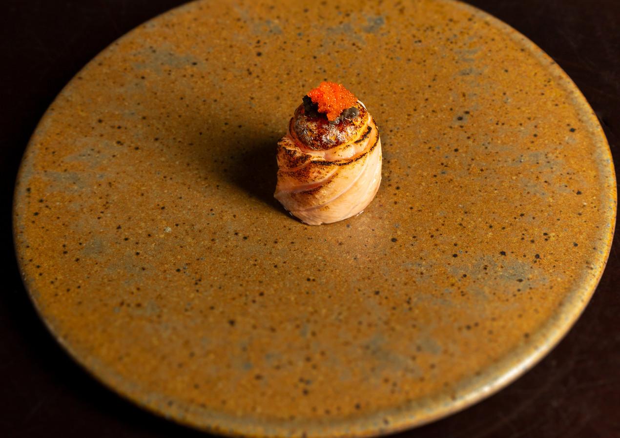 jo-poche-selado Chef Frabrizio Matsumoto