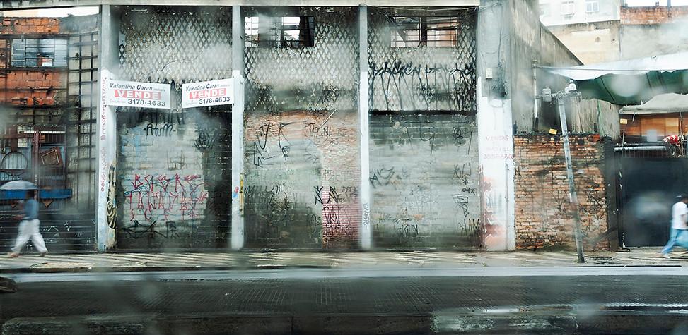 Paisagem Urbana. Fotografia Julio Kohl.