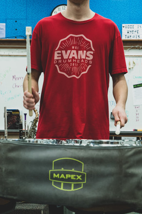 Evans and Mapex