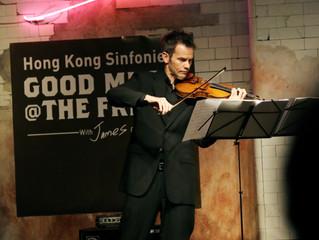 Audience: HK Sinfonietta's 'Good Music'