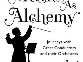 Book: Music As Alchemy by Tom Service