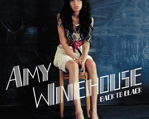 Listening: Back to Black - Amy Winehouse