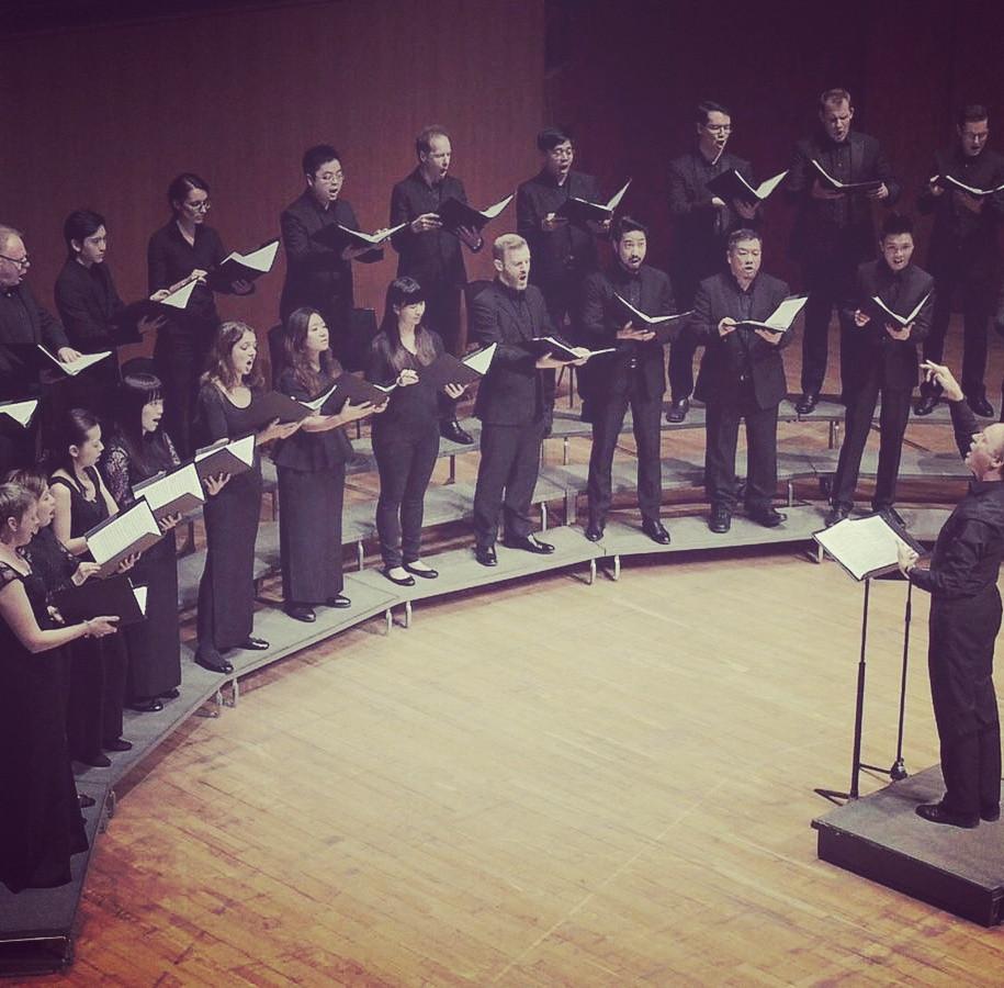 Tallis Vocalis at City Hall Concert Hall