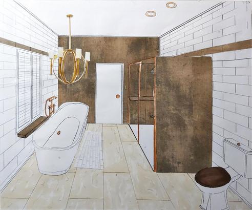 Washington bathroom