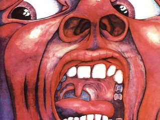 Listening: In the court of the Crimson King