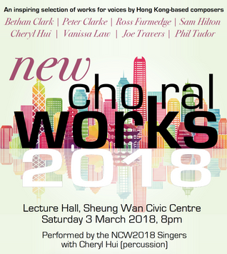 New Choral Works 2018