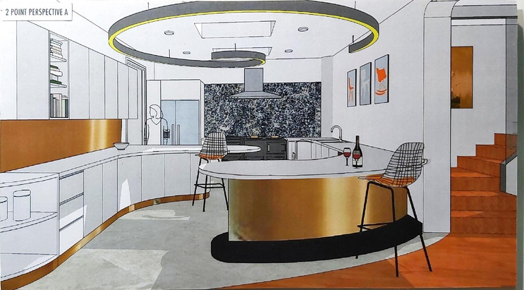 Bluebell House, Kitchen