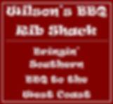 Wilson's BBQ Rib Shack