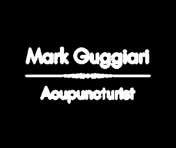 Transparent logo name and line white tex