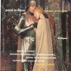 Paul le Flem Aucassin et Nicolette