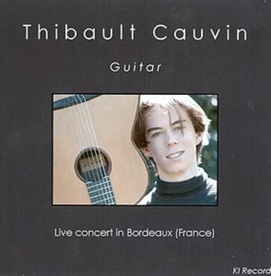 Guitar - Live à Bordeaux