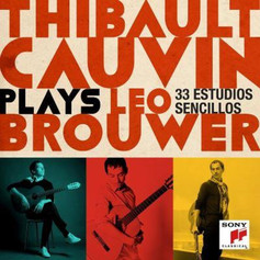Thibault Cauvin plays Leo Brouwer