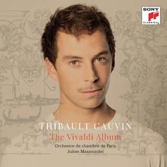 The Vivaldi Album - Avec l'Orchestre de Chambre de Paris
