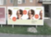Plakat Kampagne Piazzitta Optik