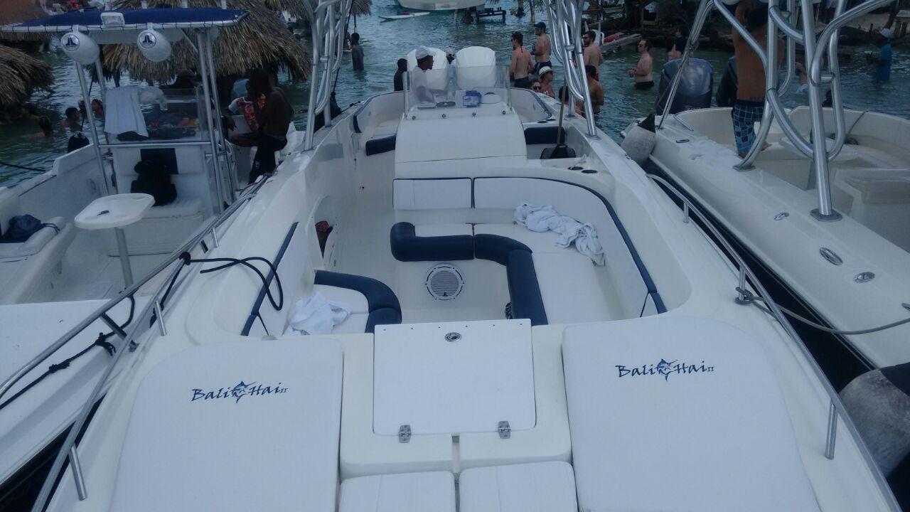 rental boating cartagena 38