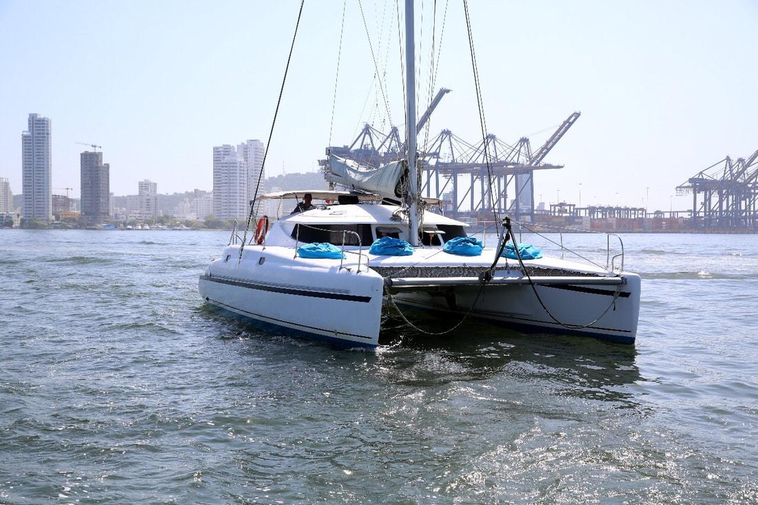 Catamarán general