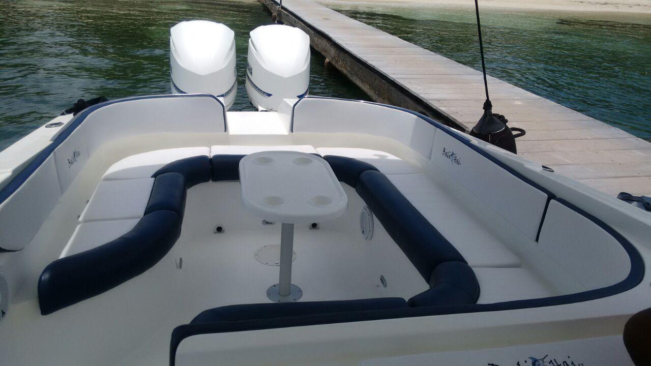 boat cartagena