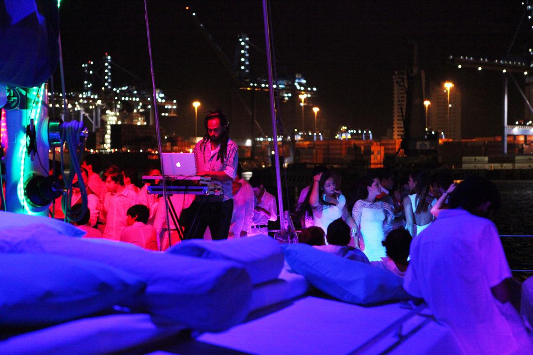 Fiesta con DJ