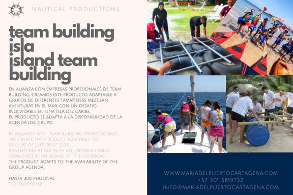 Team Building - Islas - Islands - Botes - Boats
