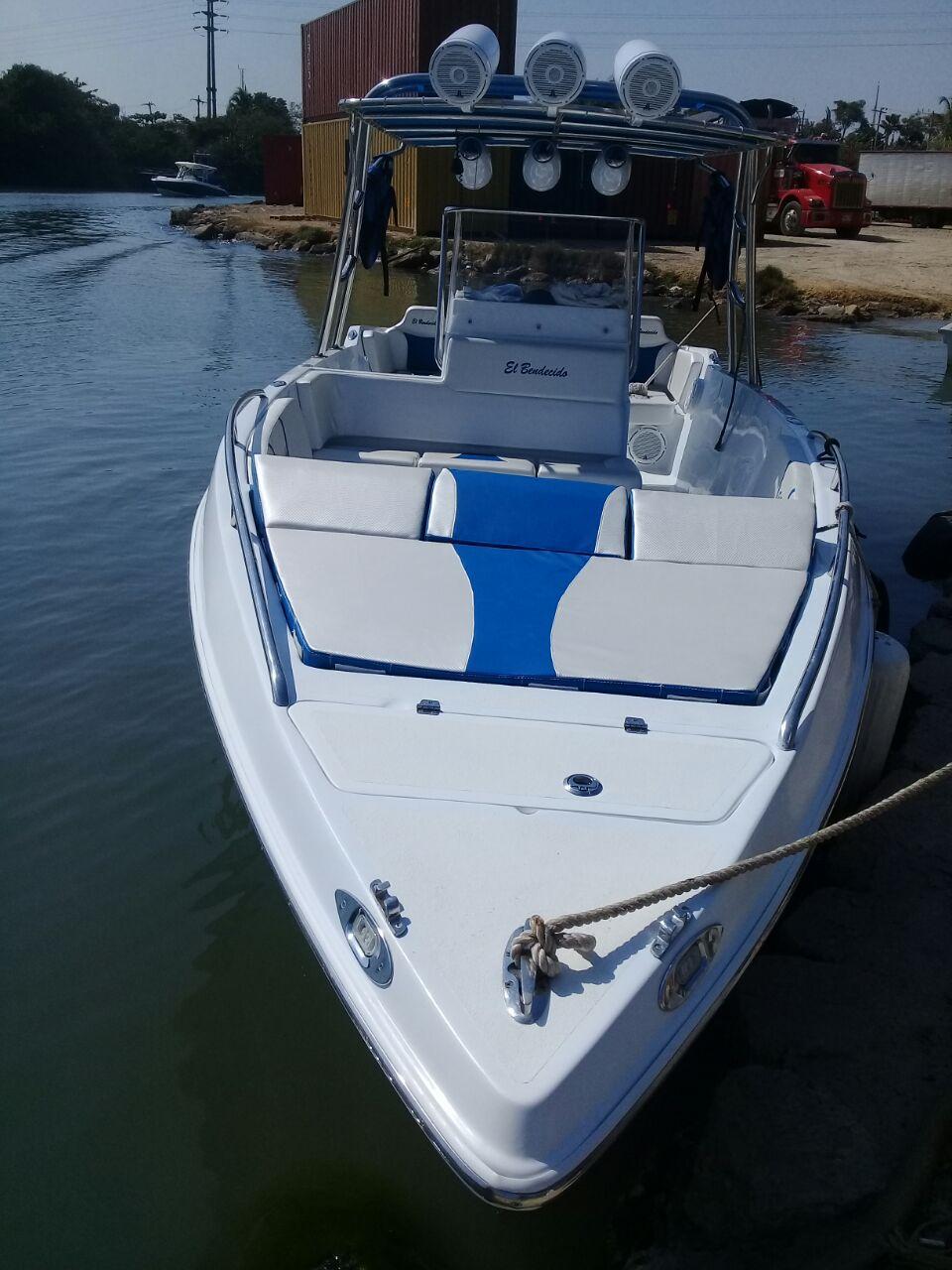 powerboat 29