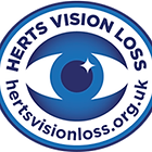 Herts Visson Loss logo.png