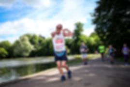 St Albans Half Marathon 2017 Start Line