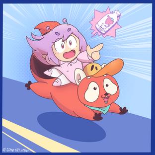 Snail-Chan Adventure