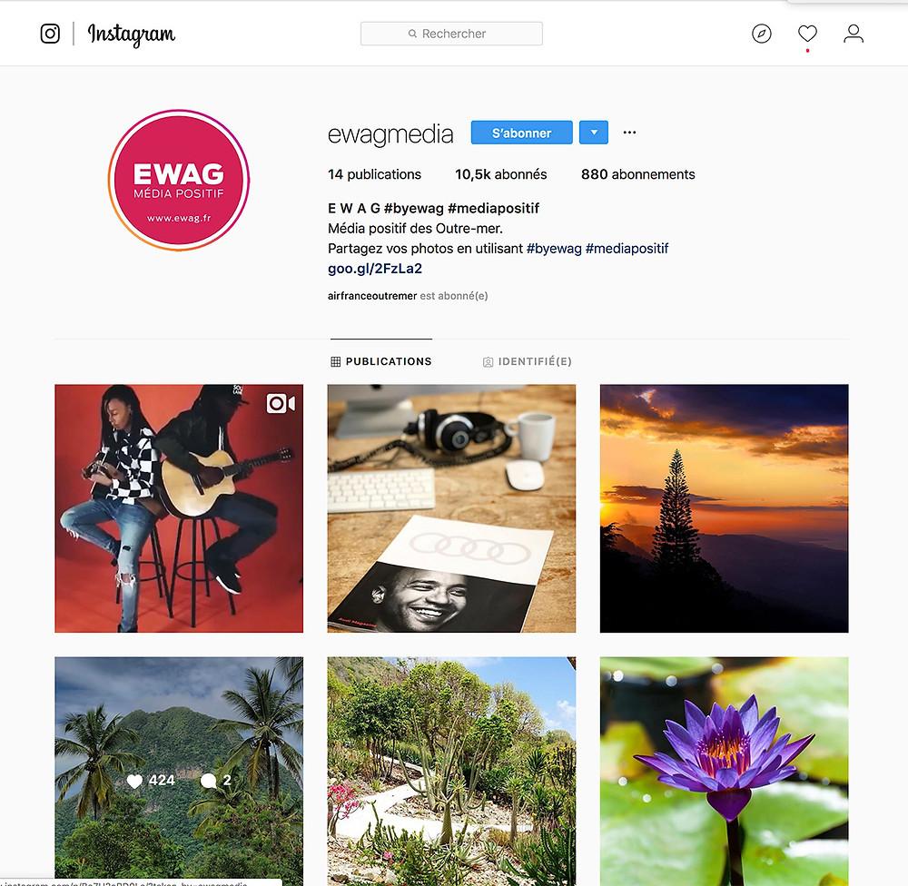 Instagram EWAG MEDIA