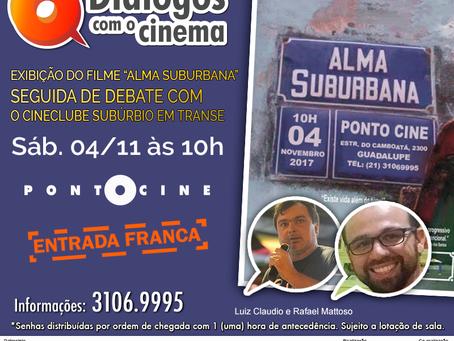 Diálogos com o Cinema - Alma Suburbana