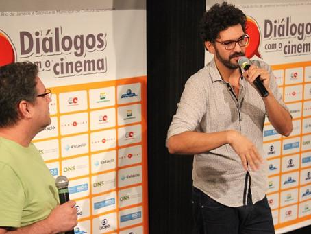 Não Devore o meu Coração é aplaudido pelo público do Diálogos com o Cinema
